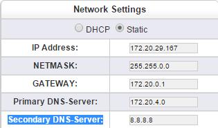 Version 3.0 DNS